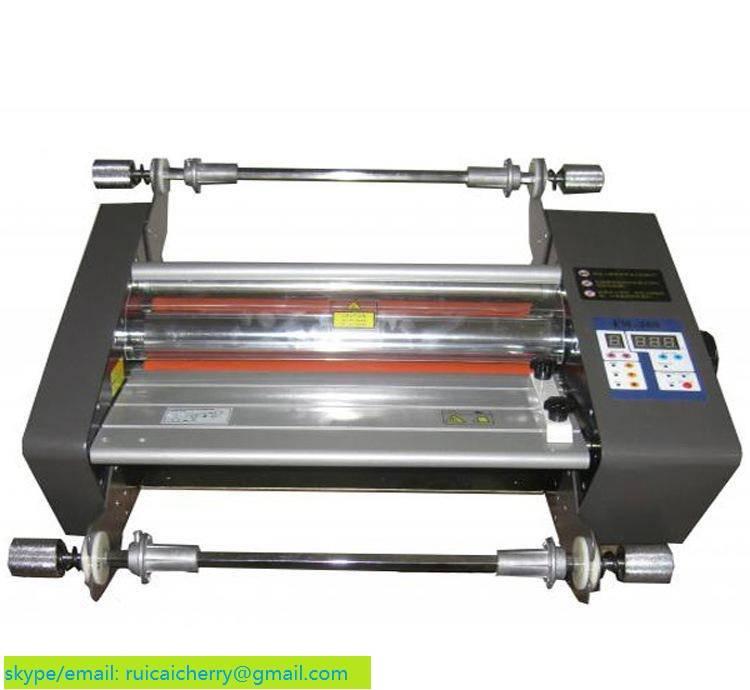 LCD Screen Roll Film Small Laminator