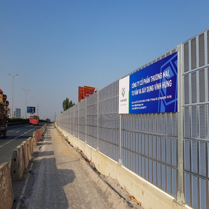 Best Quality Noise Reduction Wall Sound Proof Noise Barrier for Infrastructure Construction
