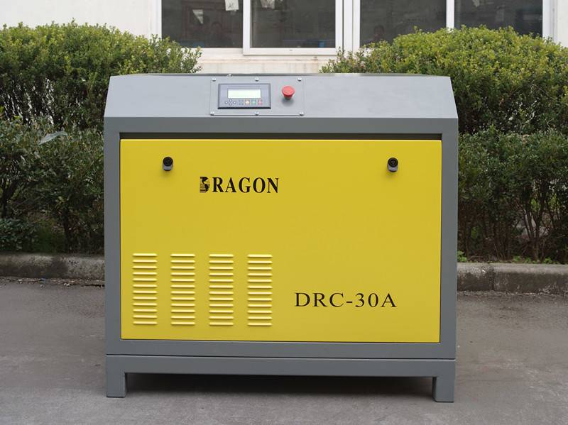 55kw/75hp Dragon screw air compressor (direct driven)