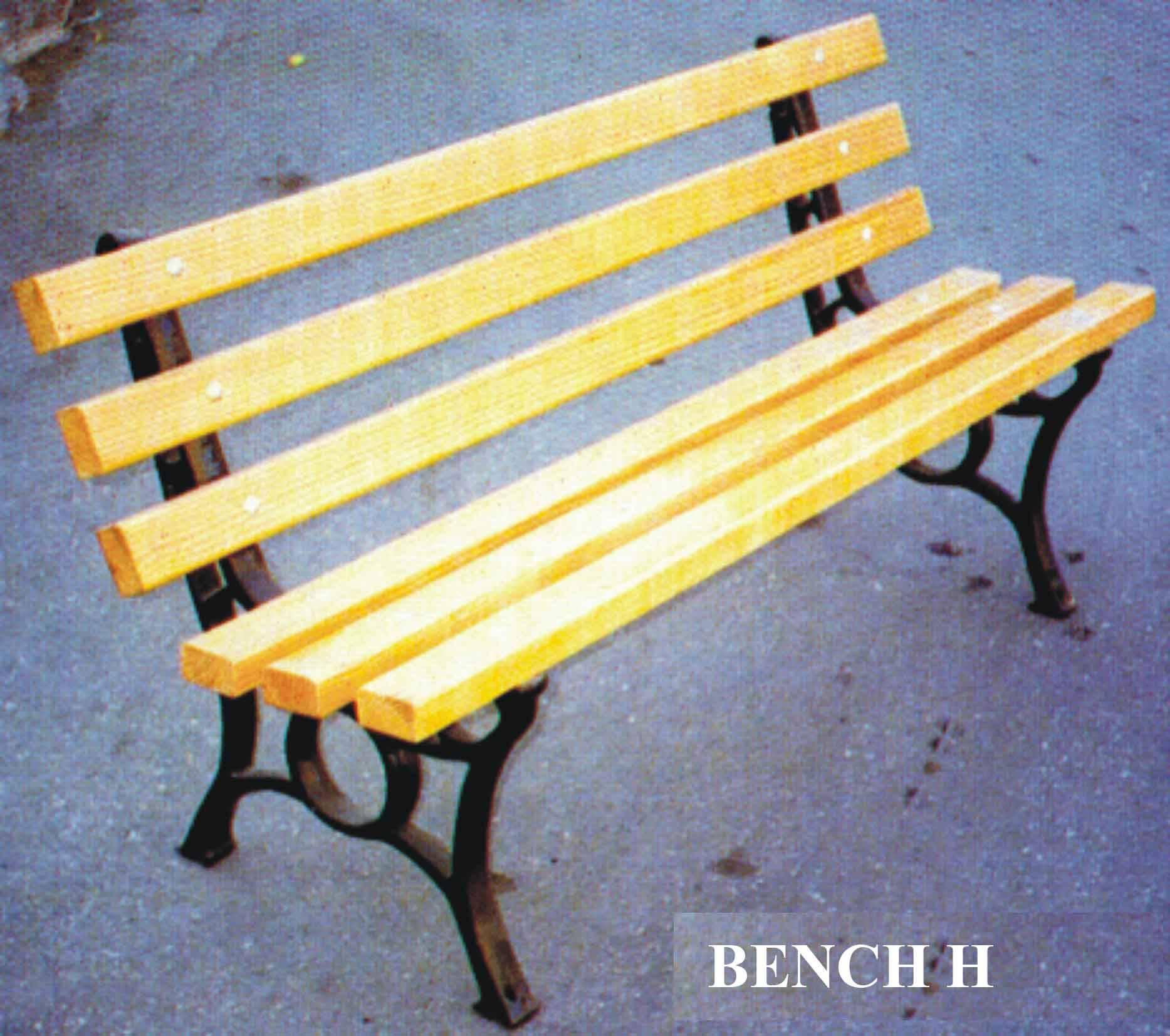 bench H