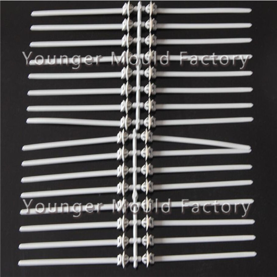 automotive nylon cable ties injection moulds