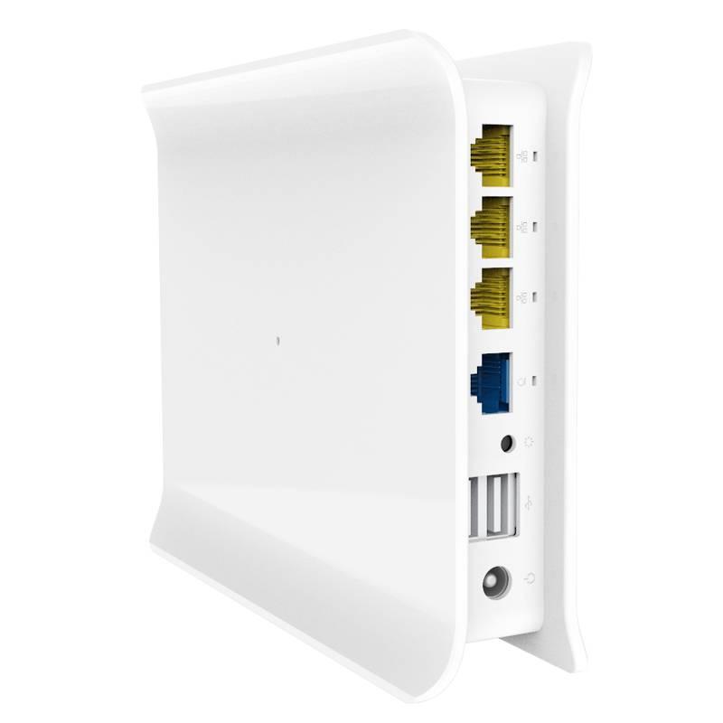300M AR9341 Dual USB 3 LAN +1 WAN High Power Access Control Function Wireless Router