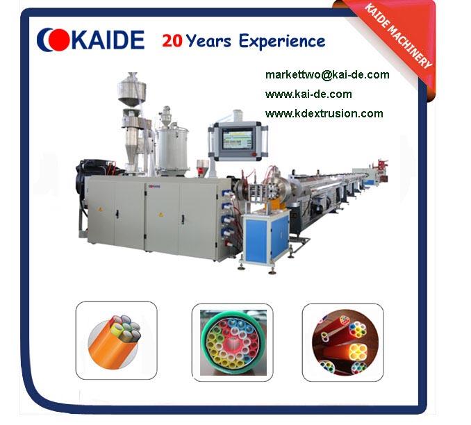 Microduct HDPE Pipe Making Machine (whatsapp 86-13705369780)