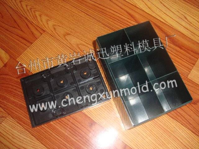 plastic battery mould/battery case mould/plastic battery shell