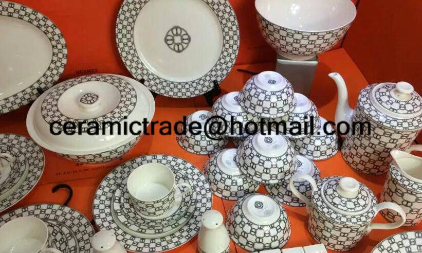 Premium grade dinnerware sets Fine bone china dinner sets Ceramic tableware