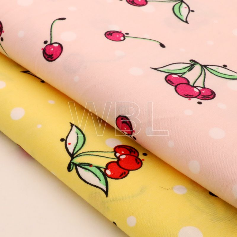 100% cotton fabric Poplin Fabric 40x40 133x72  TC Printed Shirting Fabric  best fabric for shirts