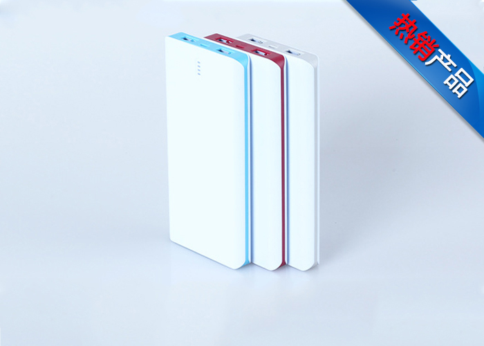 Grade ABS Portable Lithium Polymer 6000mAh Phone Power Bank