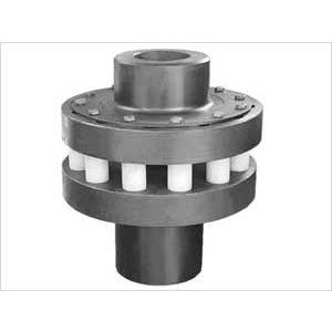 HL Type Flexible Elastic Pin Coupling