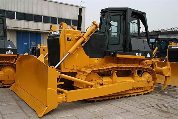 China best brand 23T bulldozer SD23 from ShanTui