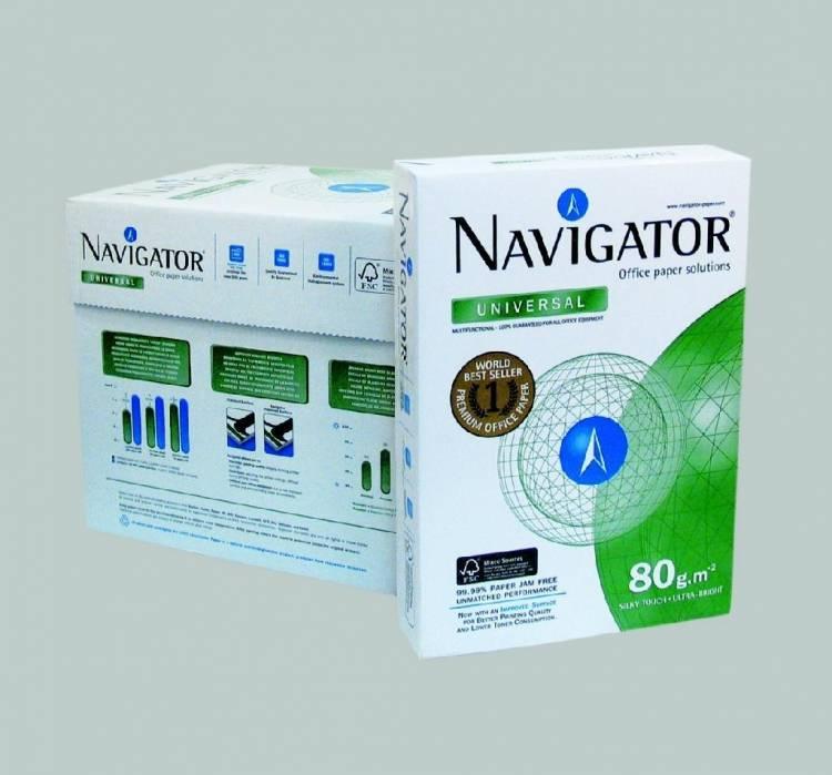 Navigator A4 Copy paper 80gsm/75gsm/70gsm