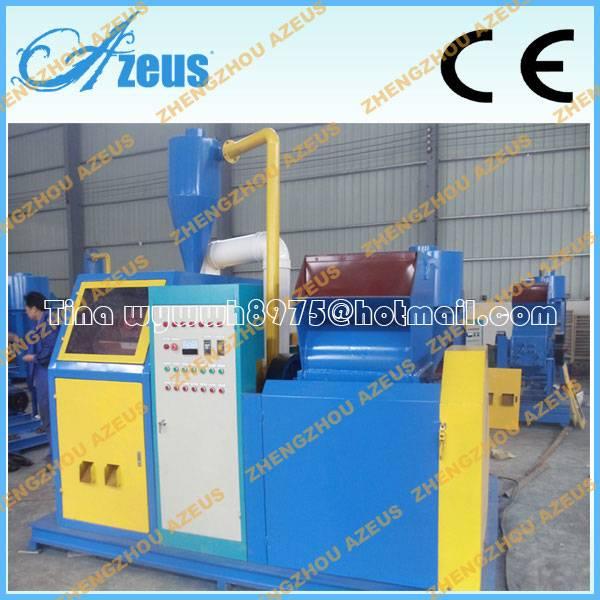 copper cable granulator AZS 600