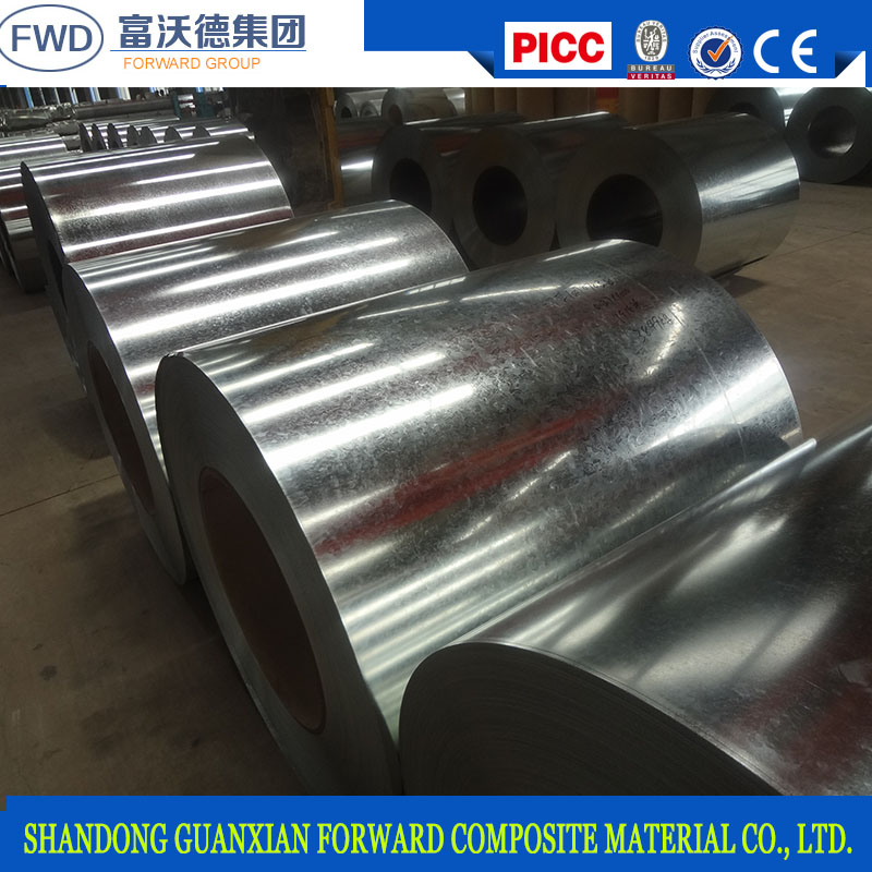 GI Sheet/Galvanized steel plate/Galvanized Iron sheet rolls