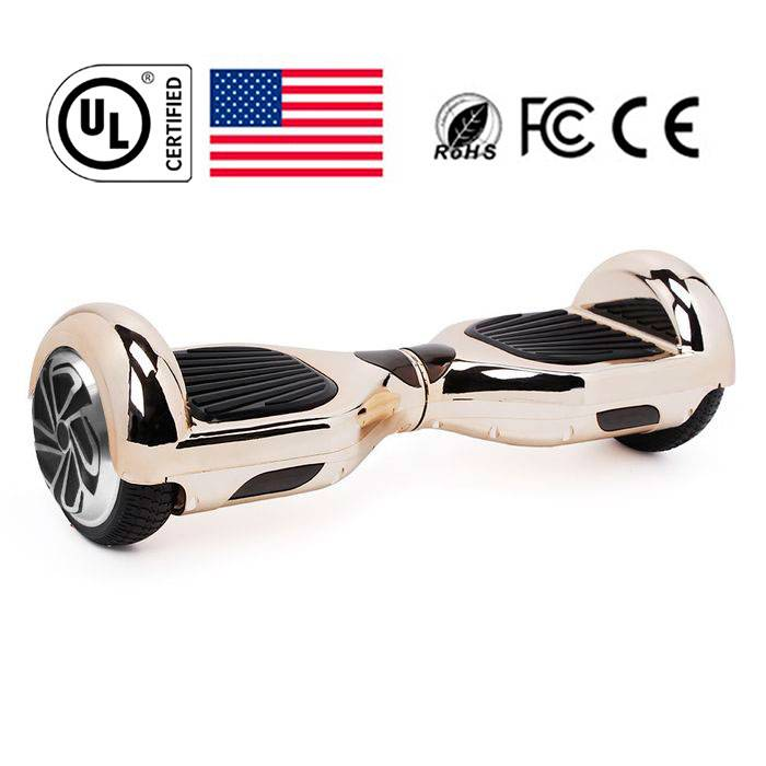 UL2272 certificated,Smart self-balancing scooter with two wheels