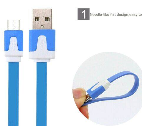 Bright mini usb light with Flat shaped