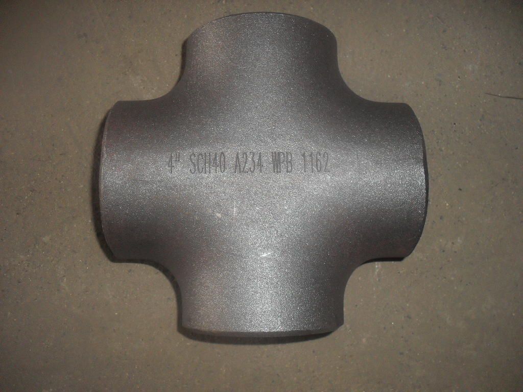 ANSI B16.9 Seamless Carbon Steel Cross