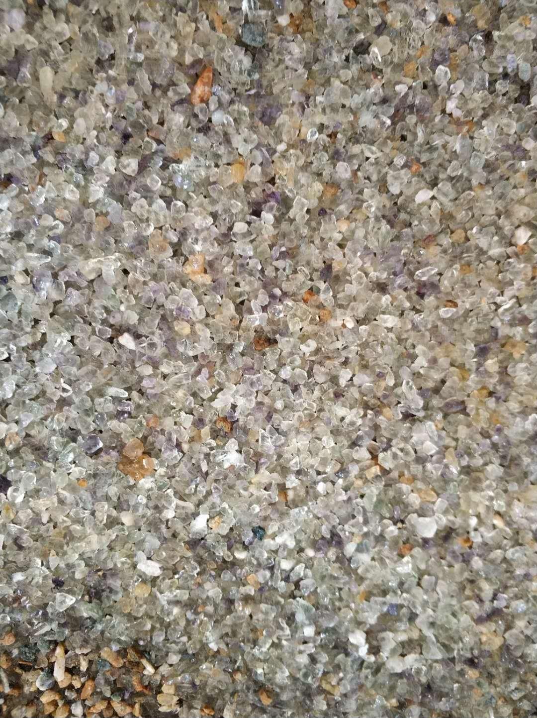 High fluorspar sand