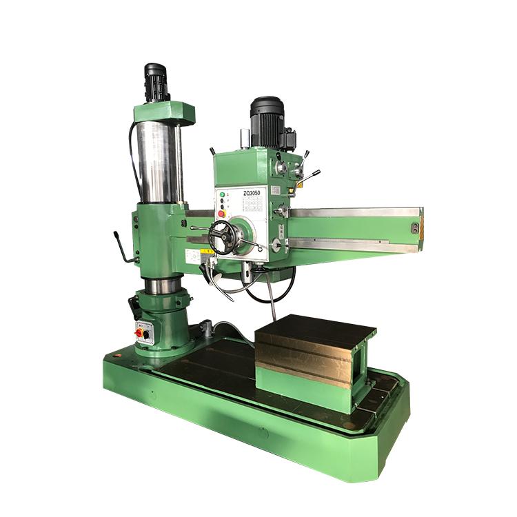 Factory Price Cnc Radial Drilling Machine Manual Drilling Machine
