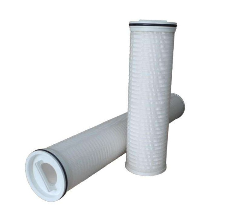 High Flow PP Pleated Filter Cartridge/ Prefiltration of RO