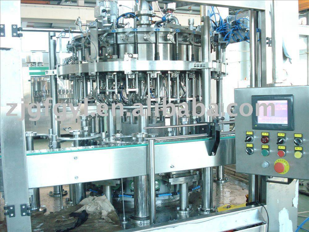 CGN 24-18-6 liquor beer filling machine