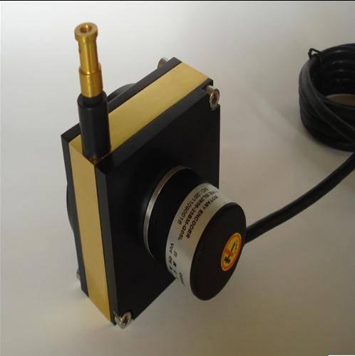 SMW - LX - 02 series belongs to a miniature rope (arrows) displacement sensors,