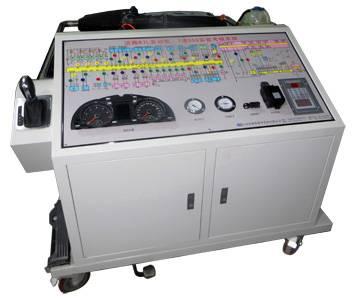 Automotive Training Equipment_Magotan Engine / DSG Transmission Training Examination Platform