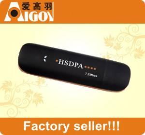 7.2M 3G UP TO 3.75G Unlocked HSUPA USB WCDMA Gsm Modem Wireless Faster than HSDPA Modem PK Huawei E1