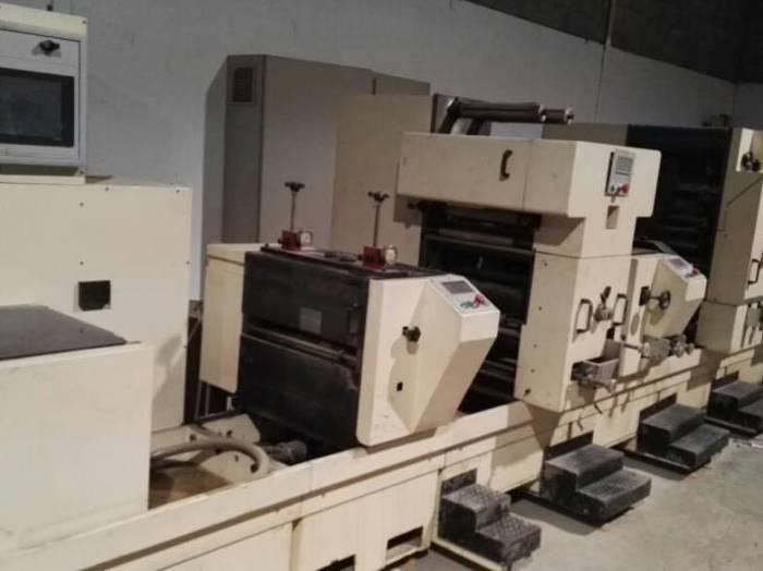Label printer Delta Malbate 350