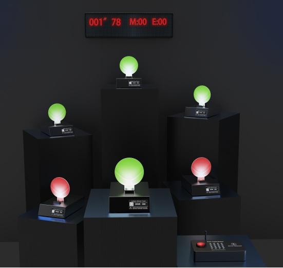 AKP1 Intelligent networkTargetsystem