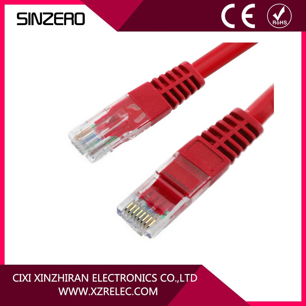 Network CAT6 COPPER UTP Cable RJ45 Ethernet Patch