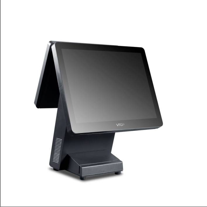 "[BUSIN TD5-C5] Dark Gray Color 15"" touch pos system"