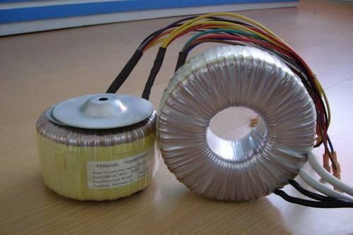 light fixtures toroidal transformers