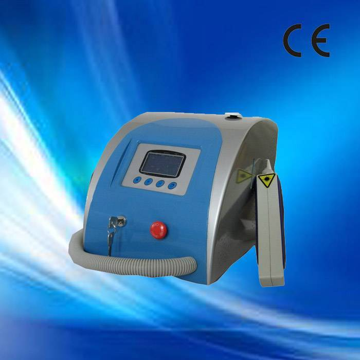 YAG laser tattoo remove machine