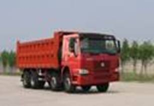 HOWO tipper/6*4 dump truck/high quality and low price