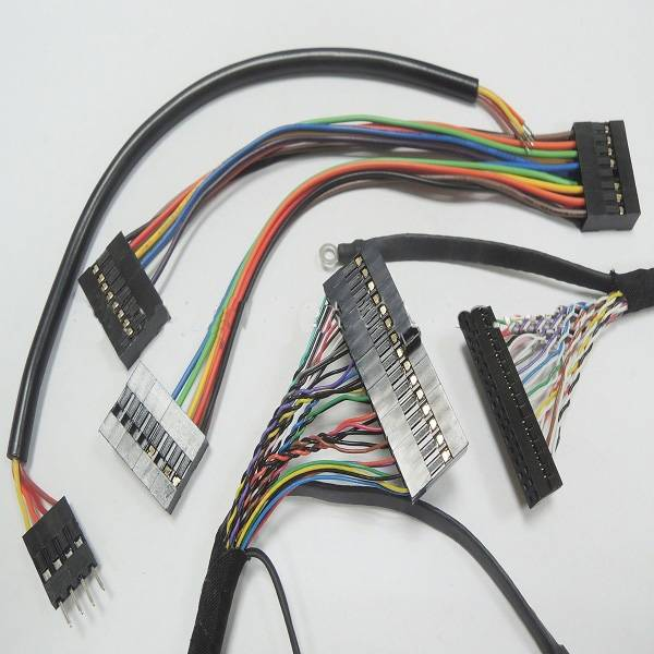 TE, Molex, Tyco,KET, Jis, Jst connectors wiring harness and cable assemblies