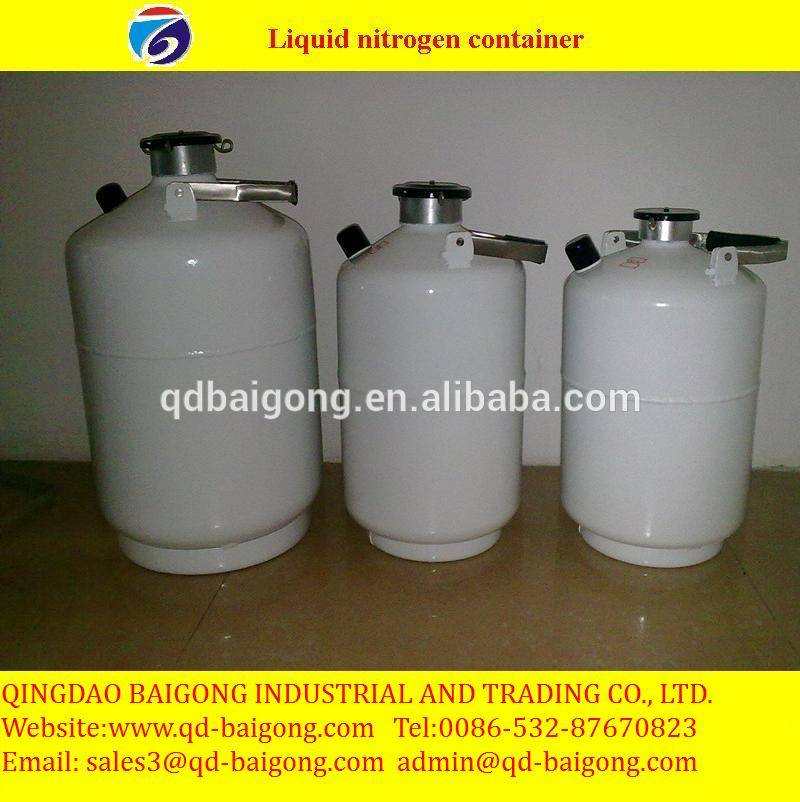 YDS-30 Cryogenic Liquid Nitrogen Container/tank