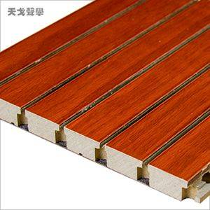 Tiange high density wall panel acoustic wall panel