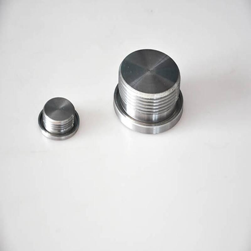 Hydraulic sealing plug