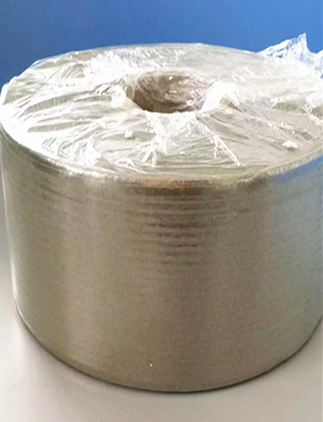 Phlogopite mica tape in spool