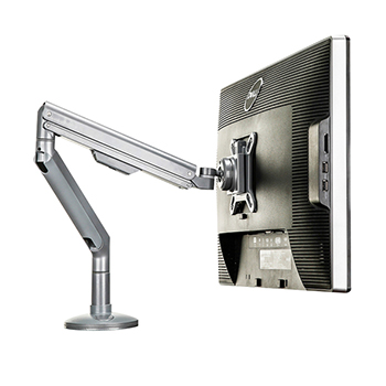 flexible desk mount lcd monitor arm