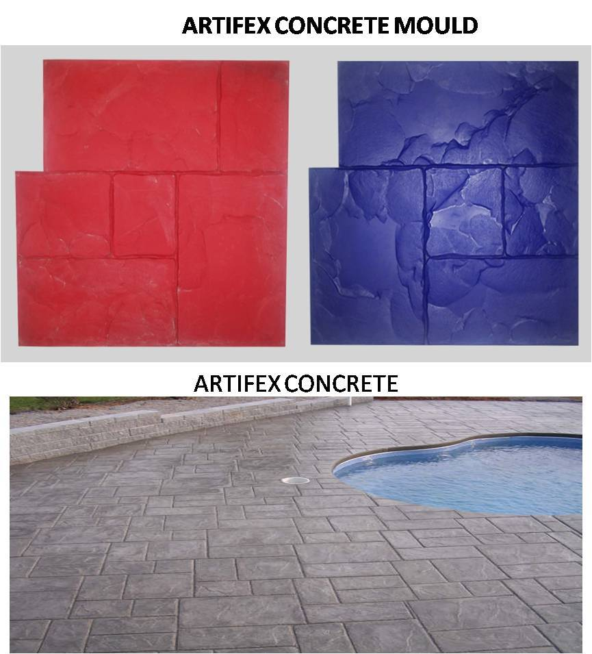 Artifex Concrete Mould