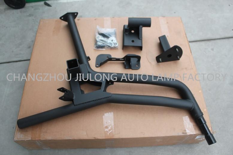 Automobile spare parts(Auto parts)-Jeep Wrangler Parts-Rear Door Bracket AEV,Black,JY-JK-191