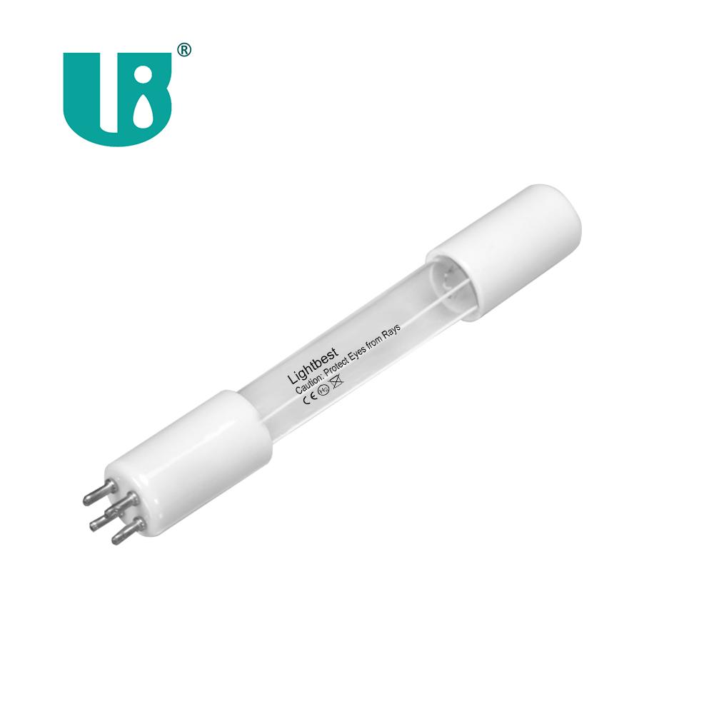 6w 10w uv c germicidal lamp bulb by Lightbest GPH212T5L