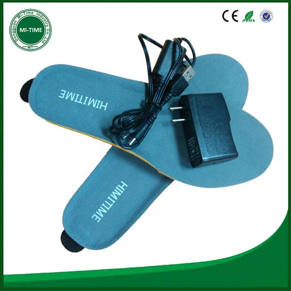 bluetooth heat moldable insoles warm feet