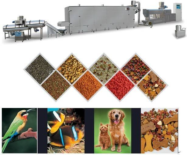 Pet Food Product Line
