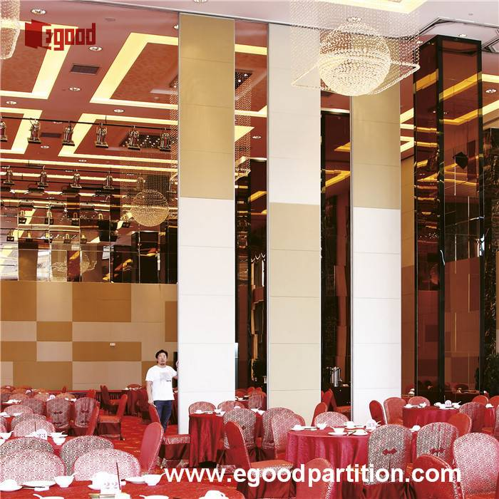 Foshan Egood Movable partition wall for hotel