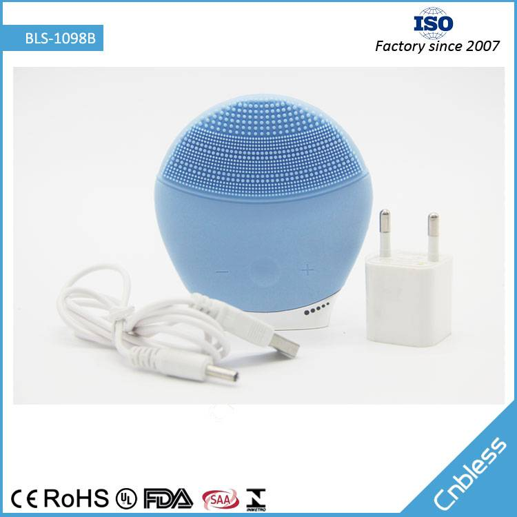 USB Charging Silicone Cleaning Skin Device