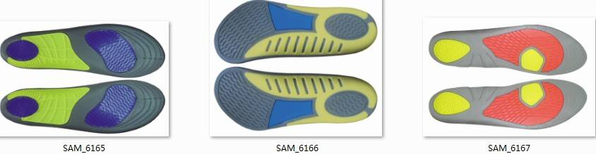 Arch Support Orthopedic Shoe Sport  Insole