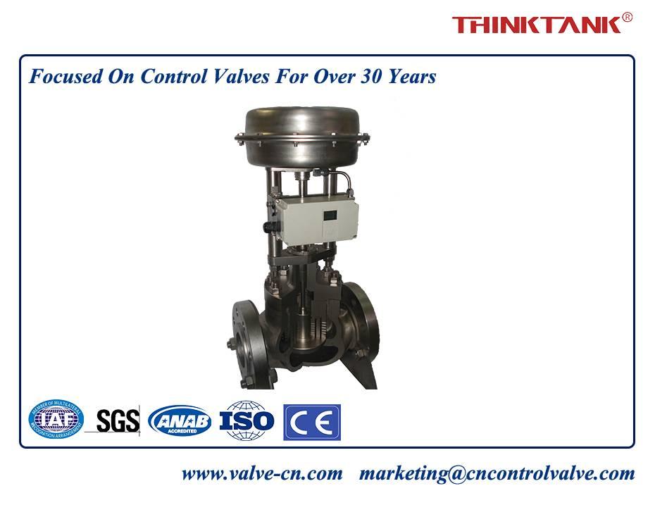 Multi-stage Pressure Control Valve