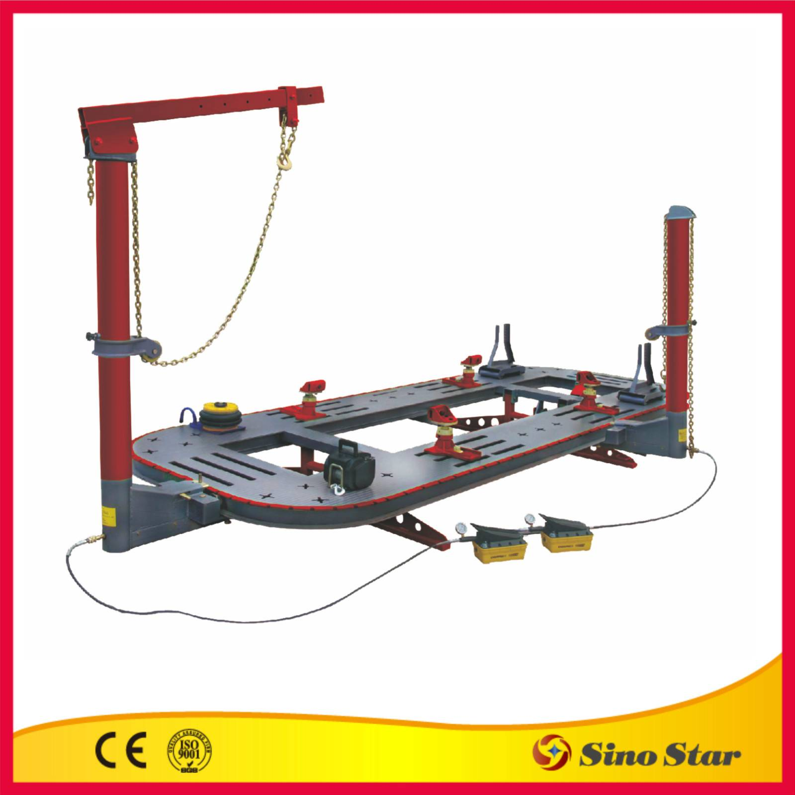 Auto Collision Repair Equipment(SS-CRB30)