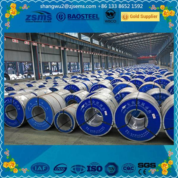 Galvanized Steel Coil Used as Compartment